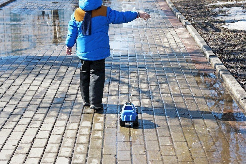 Как активность влияет на развитие малыша?