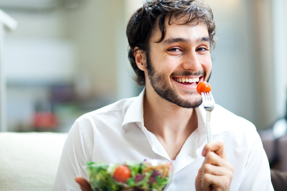 Здоровое питание: зачем ему отдельное меню