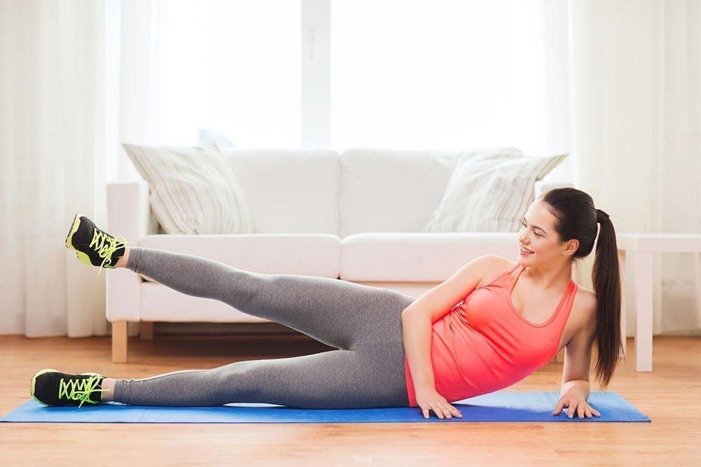 Аэробика Для Похудения Ног. Упражнения для похудения ног и живота в домашних условиях