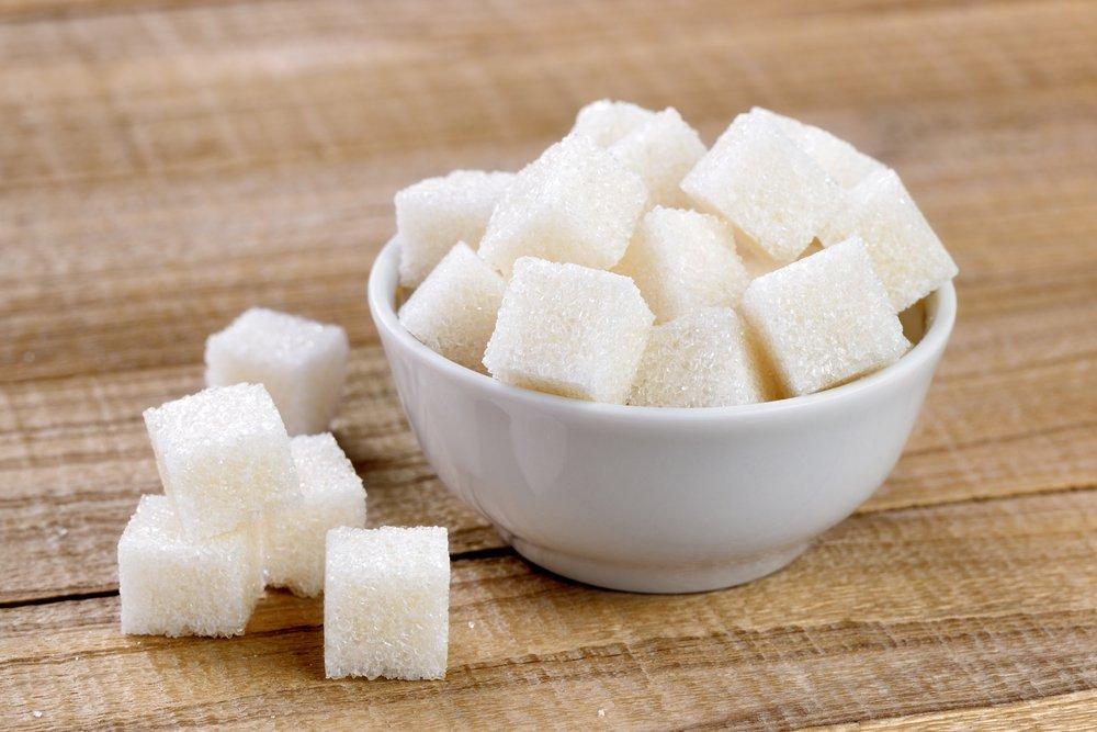 14. Откажитесь от сахара