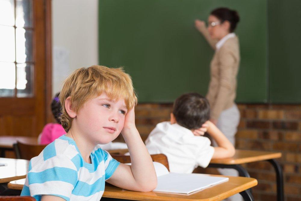 Школьная жизнь ребенка