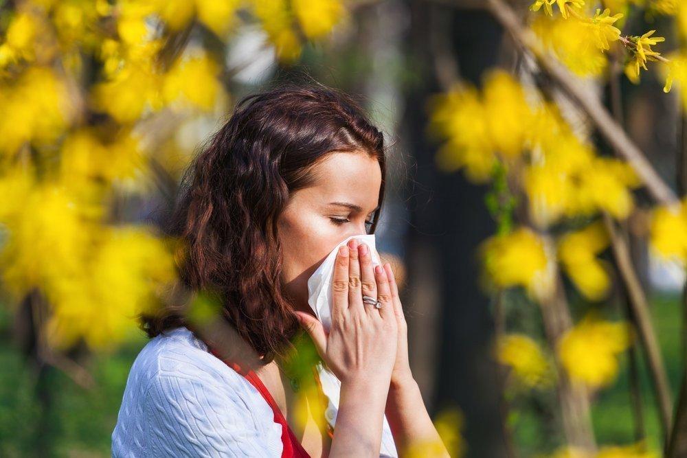 Отек Квинке: иммунитет и аллергия