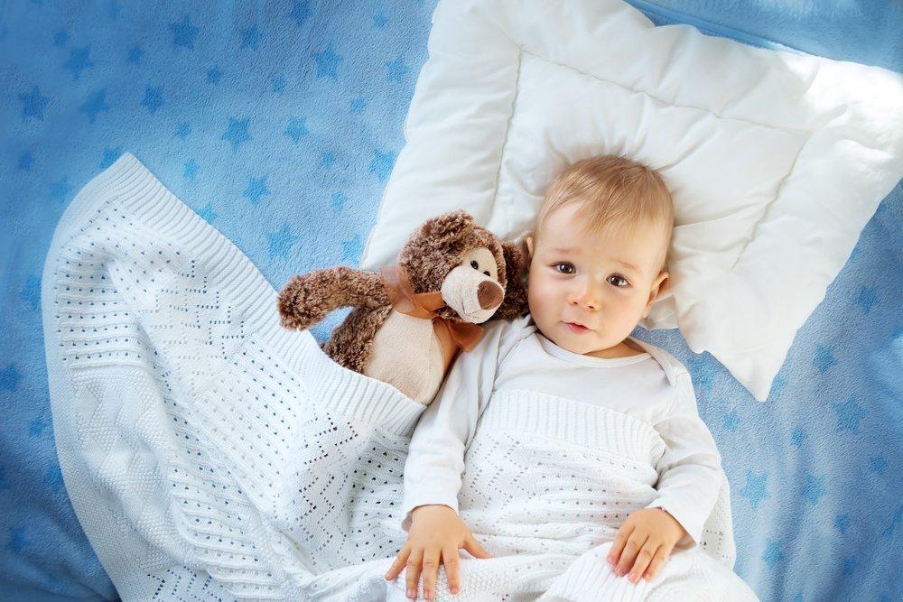 Ребенок обязан уметь засыпать сам