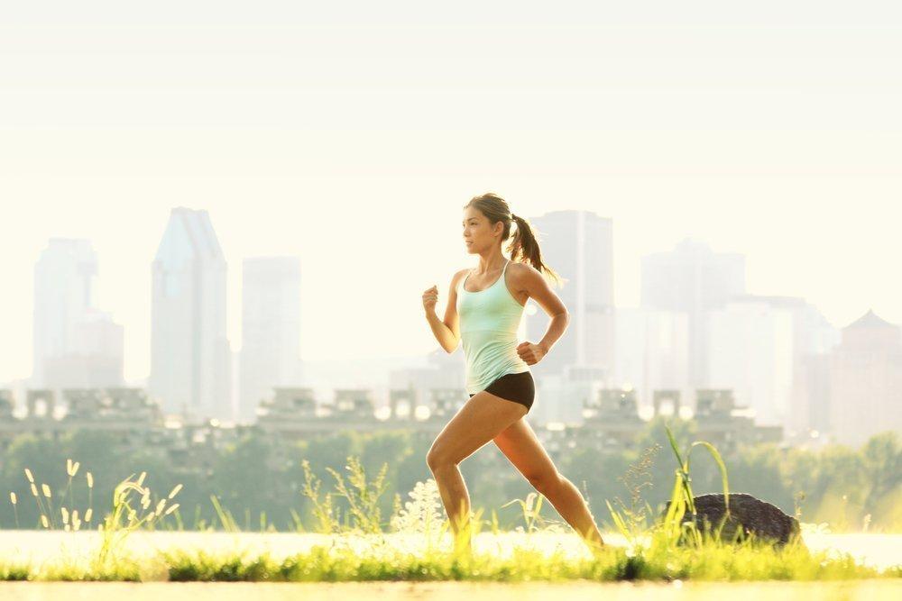 Тест на определение принципов похудения