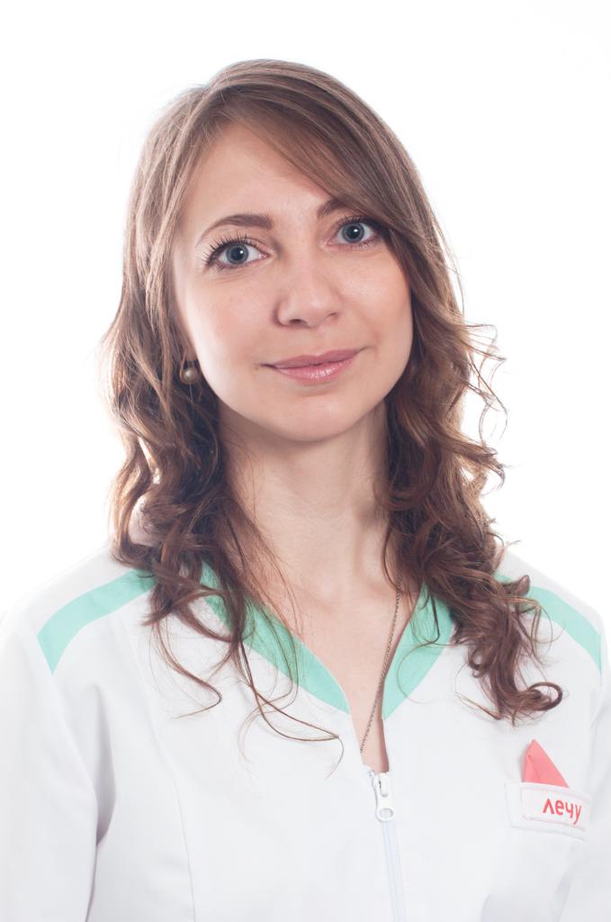 Шапкина Наталья Викторовна, врач-эндокринолог сети медицинских центров ЛЕЧУ