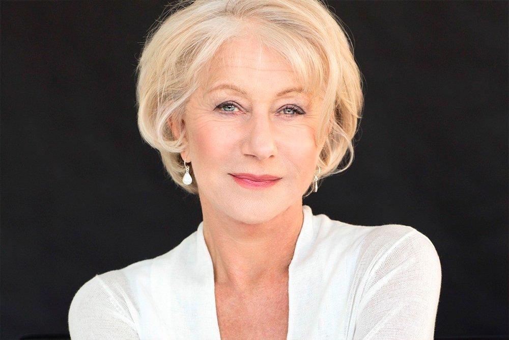 Хелен Миррен, 72 год Источник: infoaging.org