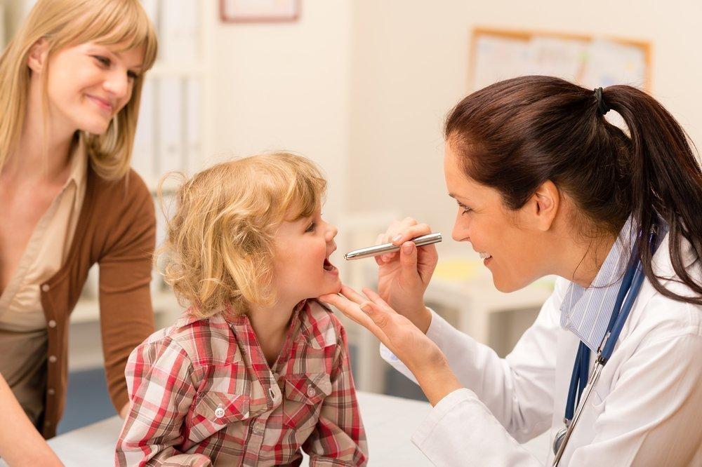 Аденоиды у детей: как их обнаружить?