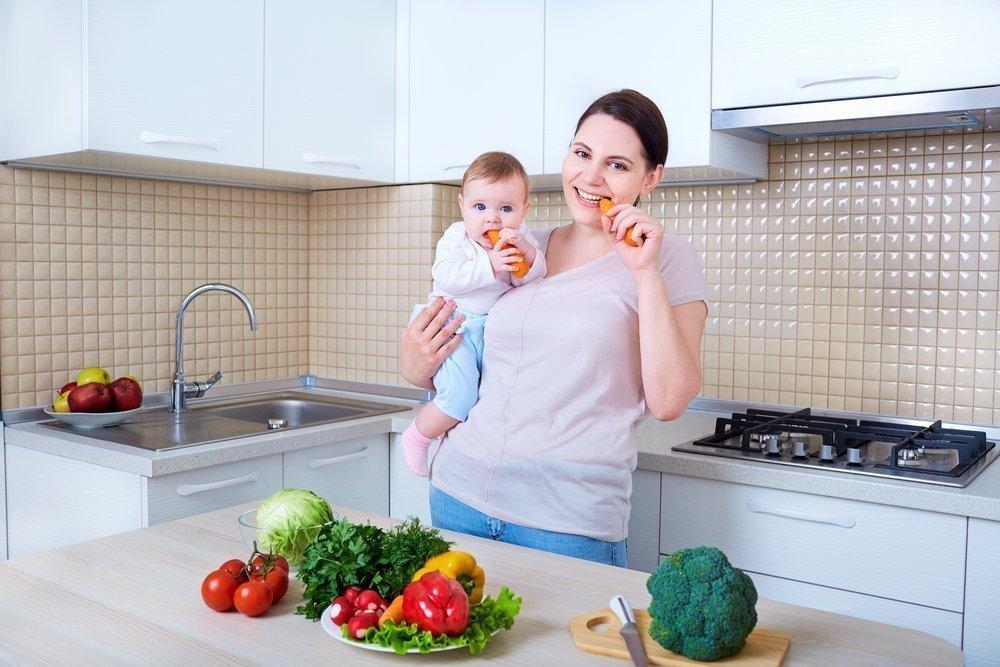 Диета Кормящий Мамы Диетическая. Выбираем диету для кормящей мамы