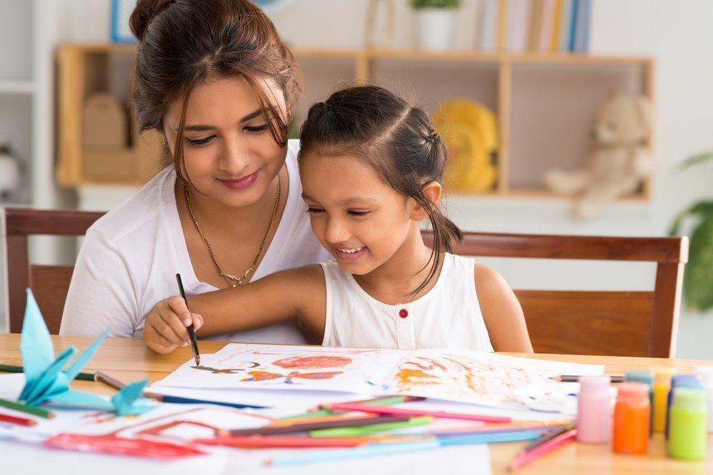 Раннее формирование самооценки ребенка