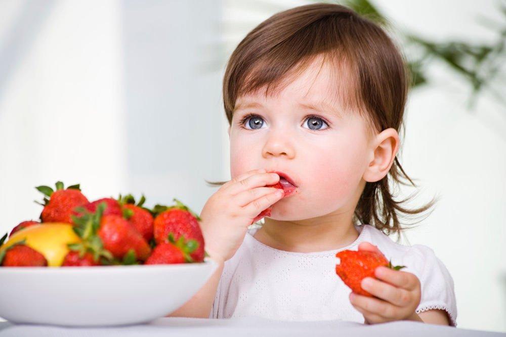 Не ест овощи ребенок