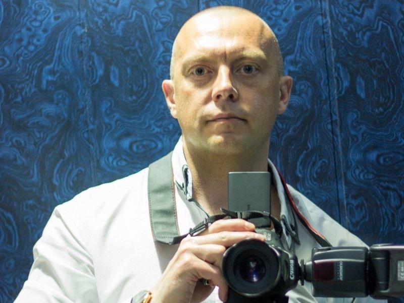 Владимир Шпинев. Источник фото: doktorbel.livejournal.com