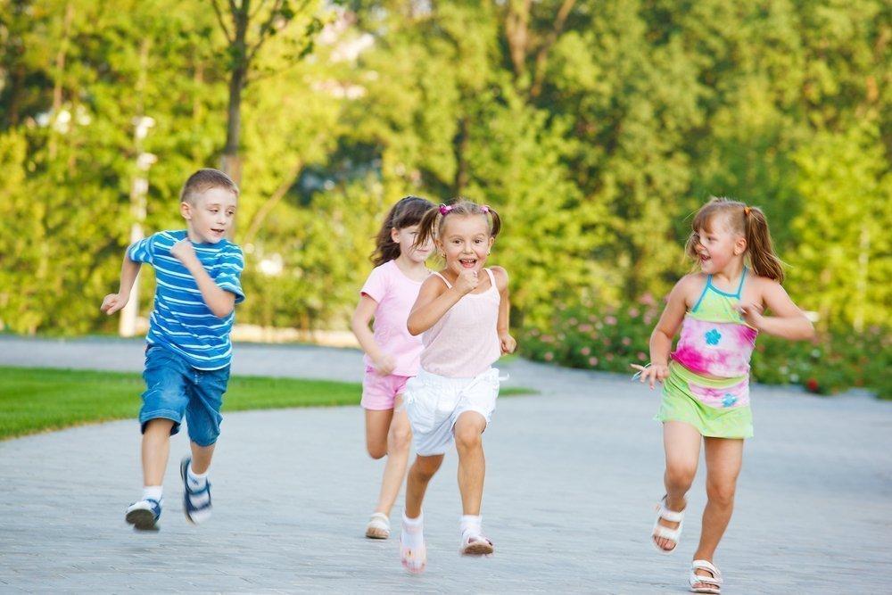 Упражнения для развития сплоченности детей