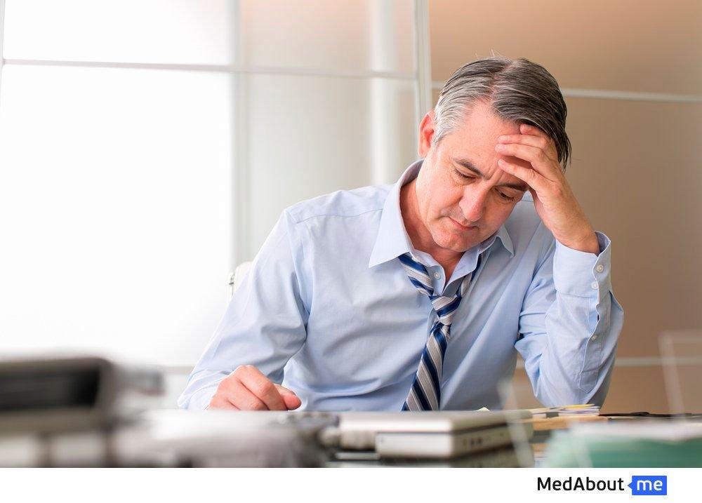 Стресс у пожилого человека