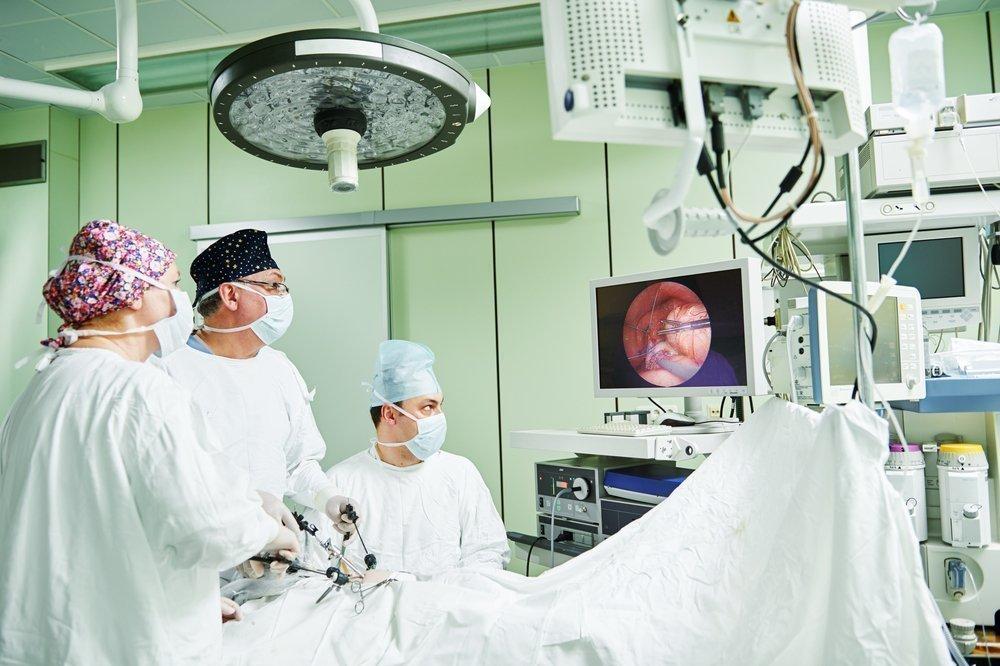 Лапароскопия в гинекологии с диагностической целью