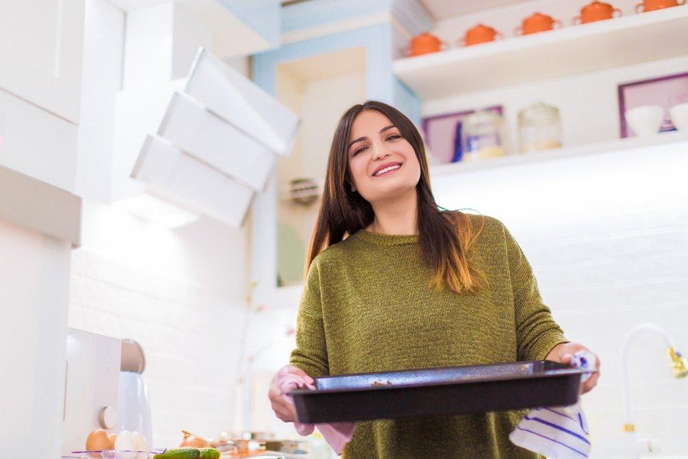 Особенности приготовления пищи в духовке