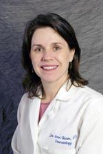 Доктор Анна Глезер, профессор дерматологии Университета Сент-Луиса