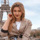 Анна Цкриалашвили, бьюти-блогер