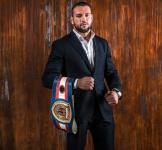 Ростислав Плечко, боксер, чемпион России и Азии по версии WBA в супертяжелом весер