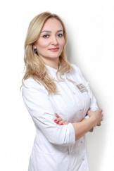 Амина Бердова, врач дерматолог-косметолог