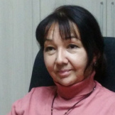 Лариса Илибезова, аналитик, гендерный эксперт, Кыргызстан
