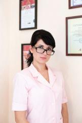 Алина Котова, косметолог