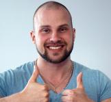 Константин Курочкин, фитнес-тренер, нутрициолог, эксперт по здоровому образу жизни
