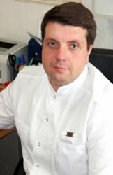 Тимур Щербак, ортопед-травматолог