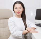 Анна Агранович (Пономарева), врач-косметолог