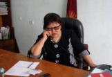 Доолотова Эльмира Калыкуловна, руководитель Ошской областной детской библиотеки им. Таш Мияшова, Кыргызстан