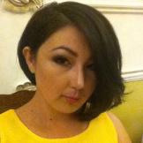 Залина Игнатьева, парикмахер-стилист, руководитель салона красоты
