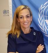 Карина Феррейра-Борхес, руководитель программы ВОЗ «Алкоголь и запрещенные наркотики»