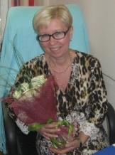 Жанна Аркадьевна Суворова, зав. каф. иностранных языков ГБОУ Романовская школа