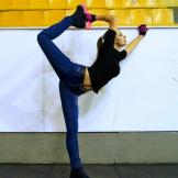 Анастасия Волкова, инструктор по фигурному катанию