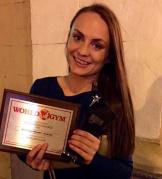 Кристина Лесникова, фитнес-директор международной сети фитнес-клубов World Gym в России