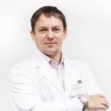 Сергей Александрович Котов, главный врач КДЦ Федерального государственного бюджетного учреждения «Государственный научный центр лазерной медицины ФМБА России»