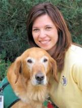 Эми Макколей, руководитель Национальной американской ассоциации анималотерапии