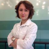 Мерекина Мария Дмитриевна, врач дерматовенеролог, косметолог