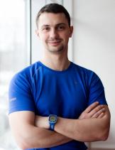 Никита Скрипник, персональный тренер по фитнесу, физиолог