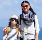 Дарья Булычева, мама бывшего школьника, выбравшего семейную форму обучения