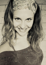 Александра Лебедева, управляющая студией йоги