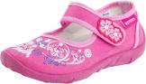 Туфли для девочек текстильные «Котофей»