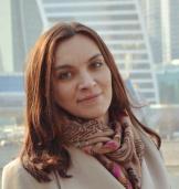Александра Савкова, сертифицированный консультант по питанию