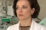 Людмила Кеда, заместитель главного врача перинатального центра