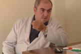 Ярослав Пустовойт, гематолог.