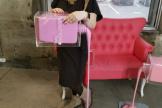 Алина Попова, мастер ногтевого сервиса, практикующий в области подологии. Стаж работы 9 лет
