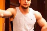 Александр Пульбере, фитнес-тренер