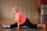 Татьяна Мыскина, преподаватель йоги