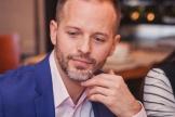 Сергей Зиничев, коуч, кандидат в мастера спорта по «народному жиму», фитнес-инструктор, психолог, бизнес-тренер
