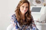 Джорджия Луис, звездный косметолог, готовит ангелов Victoria's Secret к показам