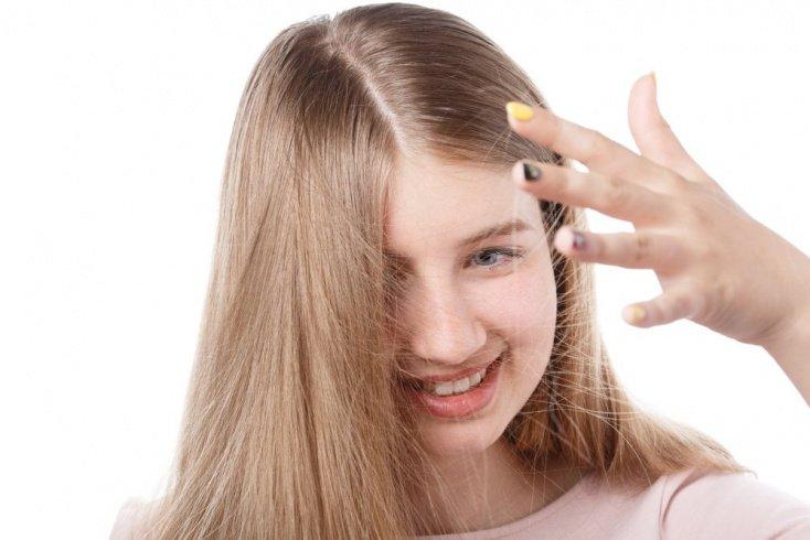 Скажем нет статике волос
